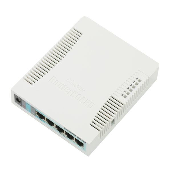 Mikrotik RB260GSP 5xGbit LAN 1xSFP Smart POE-OUT Switch