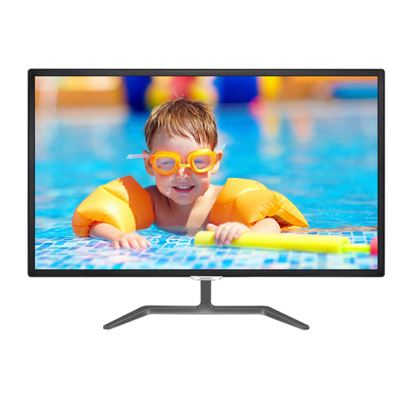 "Монитор Philips 31.5"" 323E7QDAB (00/01) черный IPS LED 16:9 DVI HDMI M/M полуматовая 250cd 1920x1080 D-Sub FHD 6.9кг"